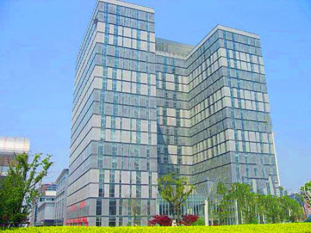 Innexus China Office View 1